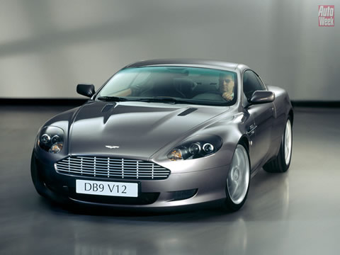 Aston Martin DB9 picture photo wallpaper hd 1