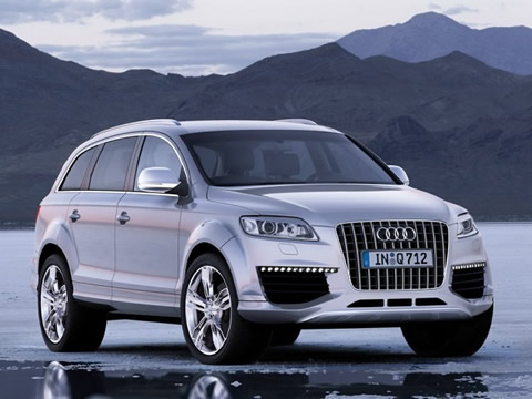 Audi Q7 picture photo wallpaper hd 1