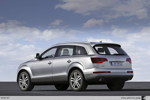 Audi Q7 picture photo wallpaper hd 2