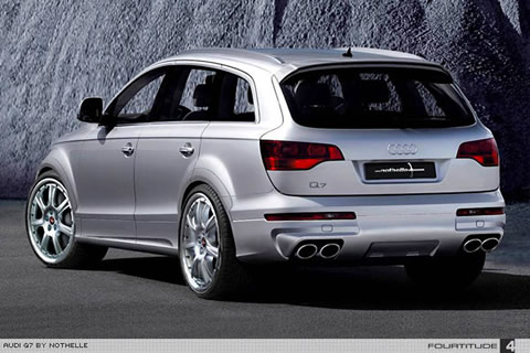 Audi Q7 picture photo wallpaper hd 3