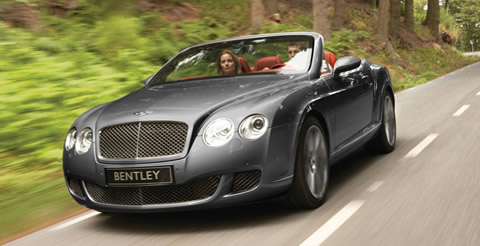 Bentley GT Speed picture photo wallpaper hd 1