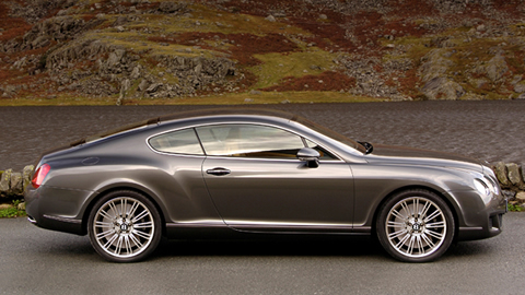 Bentley GT Speed picture photo wallpaper hd 2