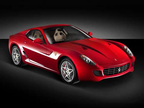 Ferrari 599 GTB Fiorano picture photo wallpaper hd 1