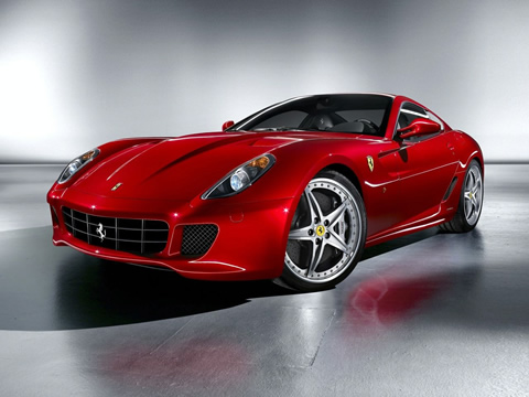 Ferrari 599 GTB Fiorano picture photo wallpaper hd 2