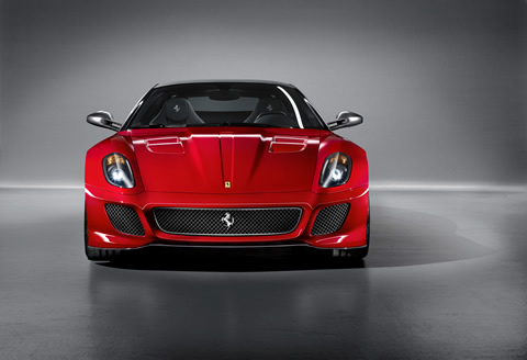 Ferrari 599 GTO picture photo wallpaper hd 1