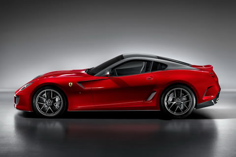 Ferrari 599 GTO picture photo wallpaper hd 2