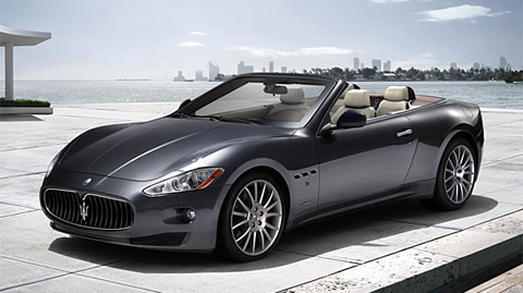 Maserati GranCabrio picture photo wallpaper hd 1