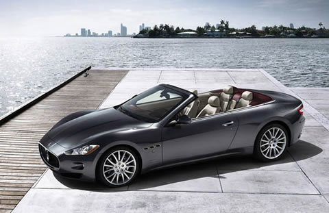 Maserati GranCabrio picture photo wallpaper hd 2