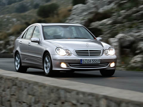 Mercedes-Benz C220 CDI picture photo wallpaper hd 2