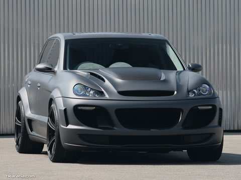 Porsche Cayenne Turbo picture photo wallpaper hd 1