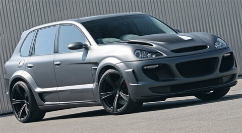 Porsche Cayenne Turbo picture photo wallpaper hd 2