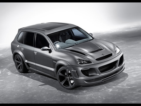 Porsche Cayenne Turbo picture photo wallpaper hd 3
