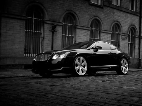 Bentley Continental GTC picture photo wallpaper hd 1
