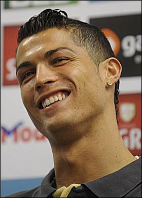 Cristiano Ronaldo special haircut and hairstyle