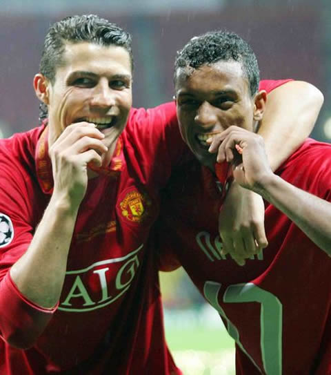 Nani - Portugal and Manchester United soccer player