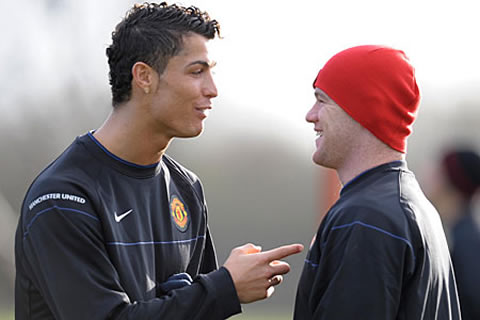 Wayne Rooney - England and Manchester United soccer player