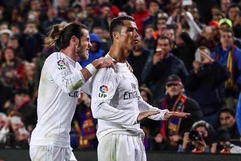 Barcelona vs Real Madrid (02-04-2016) - Cristiano Ronaldo ...