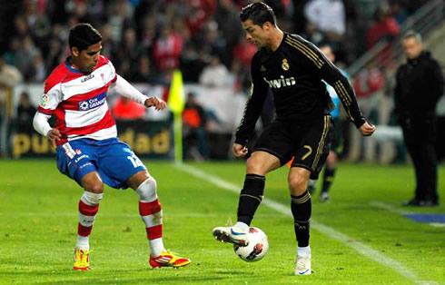 El Granada es especial para Cristiano Ronaldo