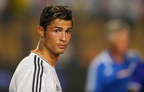 Cristiano Ronaldo Haircut 2014 Back Chelsea vs Real...