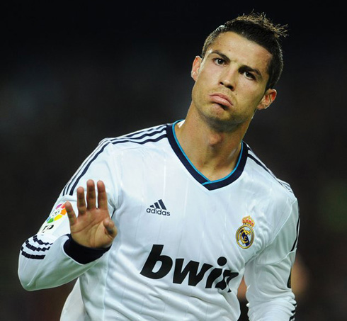 Real Madrid, requesting calm to Barça fans, in La Liga 2012-2013