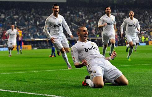 Karim Benzema - 2012 Best Player In France