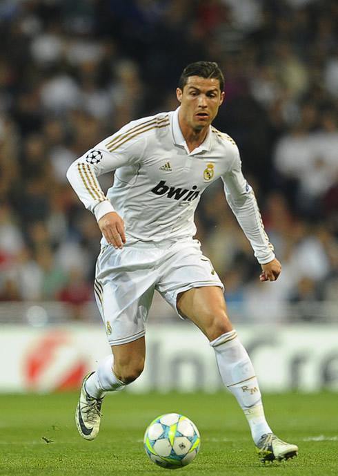 Real Madrid vs CSKA Mo... Benzema And Ronaldo 2012