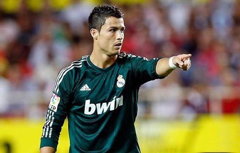 outlet store b0e7e f41d6 Sevilla vs Real Madrid (15-09-2012) - Cristiano Ronaldo photos