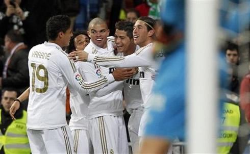 C. Ronaldo encense un jeune français thumbnail