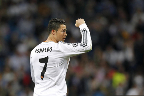 Real Madrid vs Schalke (18-03-2014) - Cristiano Ronaldo photos