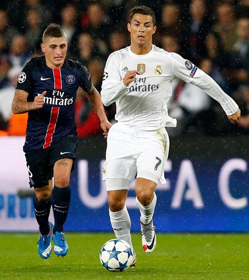 PSG Vs Real Madrid (21-10-2015)