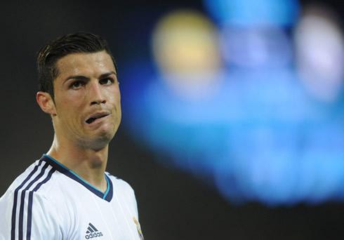 Borussia Dortmund vs Real Madrid (24-04-2013) - Cristiano Ronaldo ...