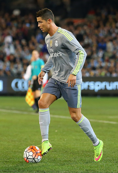 Real Madrid Vs Manchester City  Score