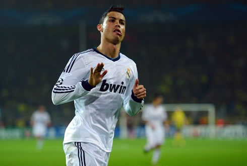 Borussia Dortmund vs Real Madrid (24-10-2012) - Cristiano ...