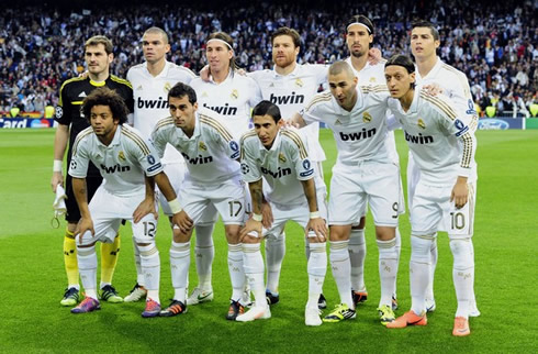 Image result for real madrid 2012