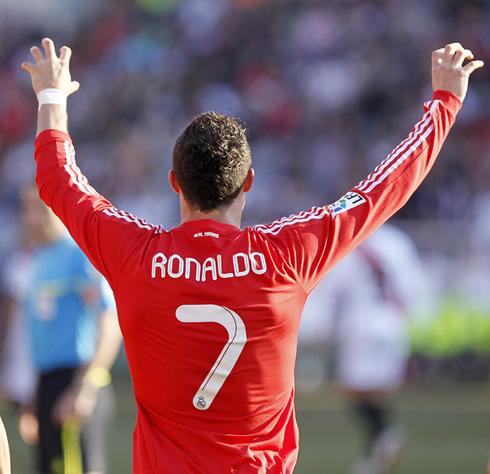 detailed look 2f189 7e5e3 Rayo Vallecano vs Real Madrid (26-02-2012) - Cristiano ...