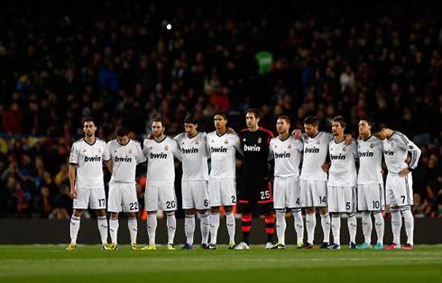 Barcelona vs Real Madrid (26-02-2013) - Cristiano Ronaldo photos