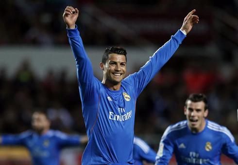 pretty nice 7960b 7d213 Sevilla vs Real Madrid (26-03-2014) - Cristiano Ronaldo photos