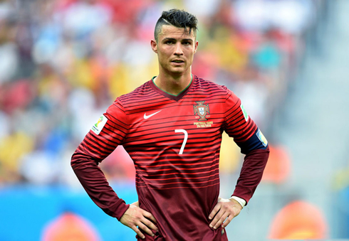 Image result for ronaldo portugal 2014 world cup