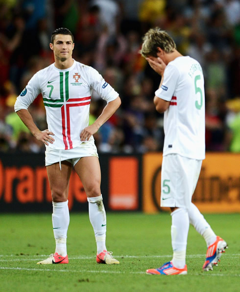 Portugal National Team Soccer Panties 17