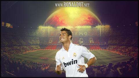 Cristiano Ronaldo - Barcelona's nemesis in the Clasicos. Wallpaper in HD (2560x1440)