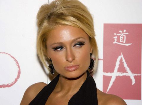 Paris Hilton biography and pictures