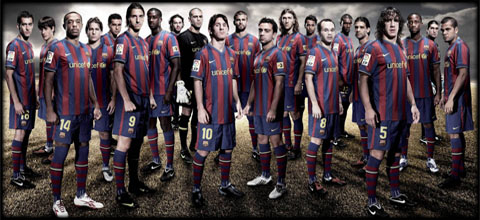 Watch Barcelona live streams