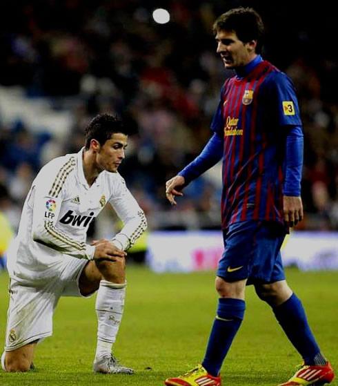 Cristiano Ronaldo and Mourinho will miss FIFA Balon d'Or ...