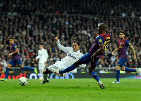 CR7 Lover: Real Madrid 1-2 Barcelona. Bullet lain langsung ke jantung