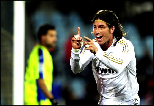 Sergio Ramos 2012 World's No.1