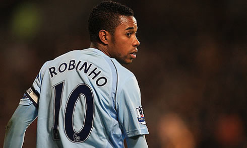 4fa1d6f4f Robinho reveals that he left Real Madrid because of Cristiano ...