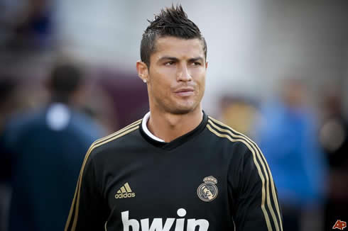 Raul Albiol Players Like Cristiano Ronaldo Appear Once In A - Hairstyle cr7 2012