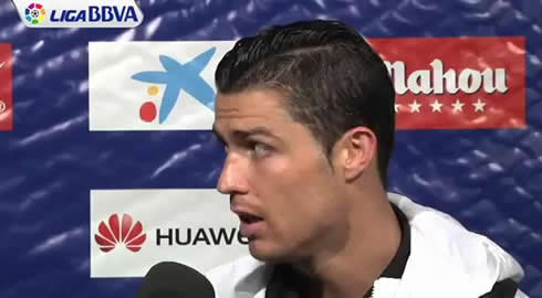 Cristiano Ronaldo Losing Is Not Part Of My Vocabulary - Hairstyle cr7 2012