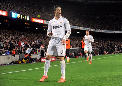 Barcelona 1-2 Real Madrid. Vintage Ronaldo silences the ...