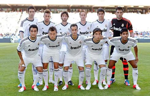 Real Madrid Line Up Vs Real Oviedo